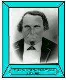 Maj. General Mark Willcox (1799-1852)