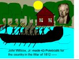 Willcox's Pole Boats Came Before The Steamboat