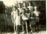 Little Frank Ray's Birthday At Jacksonville, Ga.