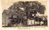 Abbeville - Said That Jeff Davis Slept Under This Tree