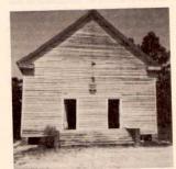 Old Mt. Carmel Methodist Church