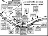 History Events Of Old Jacksonville, Georgia