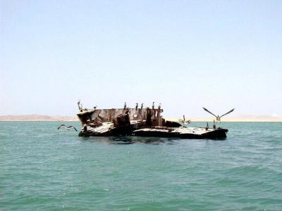 Chaco Shipwreck