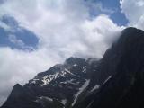 Kleinwalsertal - Wolken