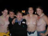 Grrls Night in The City - San Francisco Pride    -    June '01