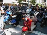 SF Pride Parade '01 - Dykes on Bykes