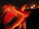 Max's 40th Birthday Party    -    Equinox Ritual      -      Sept. 21, '01
