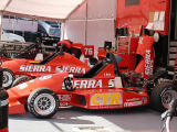 Laguna Seca American LeMans Series (ALMS) 2001