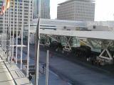 Moscone entrance