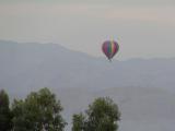Early morining balloon ride