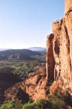 View from Cathedral Rock