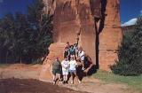 Earl's Girls in Canyon de Chelly