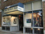 The Manly-Pad - A Timothy Herron Art Gallery