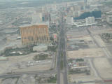 From the hazy windows of the jet