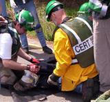 Community Emergency Response Team, Final Exam