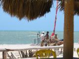 Beach side in Cumbuco