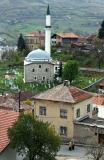 Travnik - view from the fortress