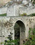 Travnik - entrance to fortress