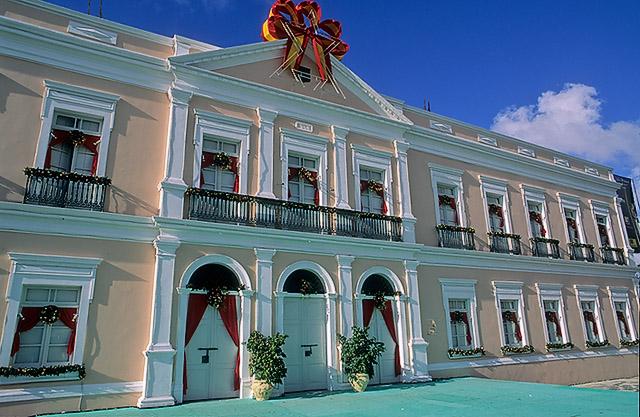 Palácio da Cultura, atual pinacoteca do Estado, Natal, RN