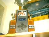 Nicky Formosa 1989 Nashville Fairgrounds Speedway Champion