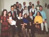 Clyde Vernon Waynick Sr Entire Family 1991
