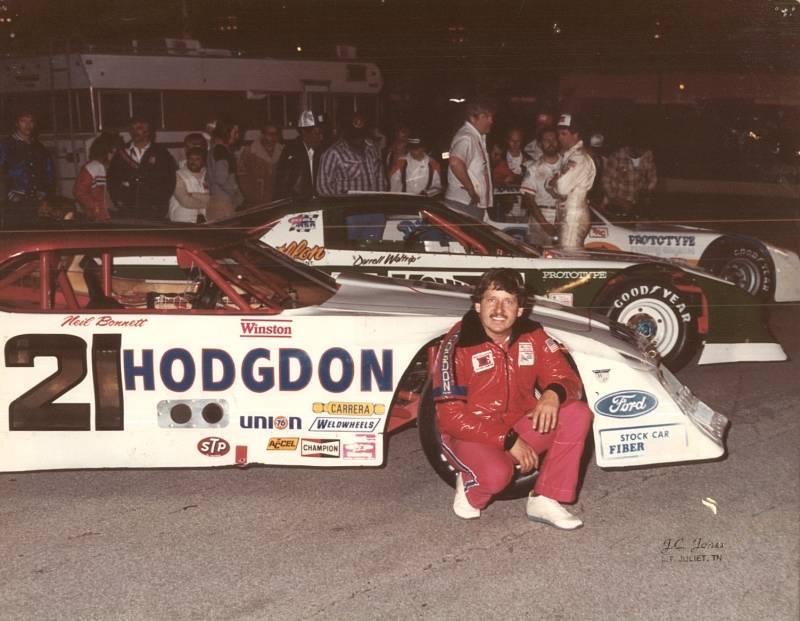Neil Bonnett Southern Swing 200 Nashville 1982