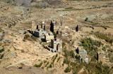 Village between Manakha and Al-Khutayb