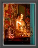 Main Building Buddha Statue