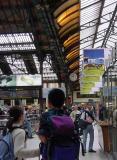 Paris TGV station