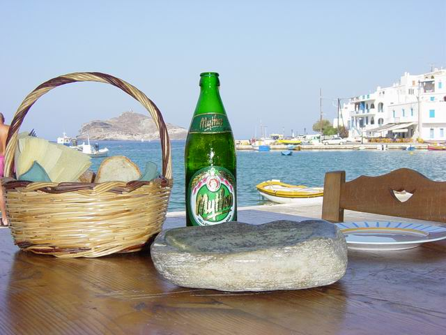 Our daily bread, our daily beer.