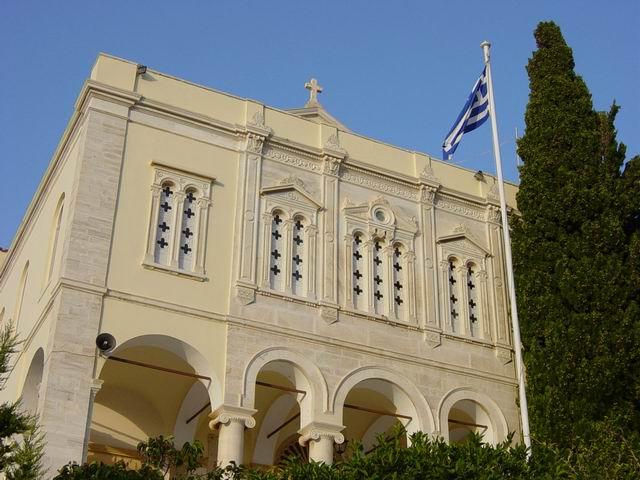 St. Nicholas Church in Pyrgos