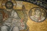 Mosaics in the Hagia Sophia
