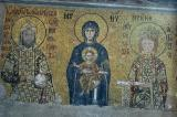 Istanbul Aya Sofya smaller mosaic