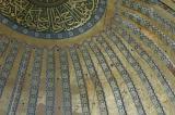 Istanbul Aya Sofya dome