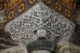 Istanbul Aya Sofya pillar
