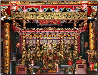 Po Chiak Keng Taoist Temple