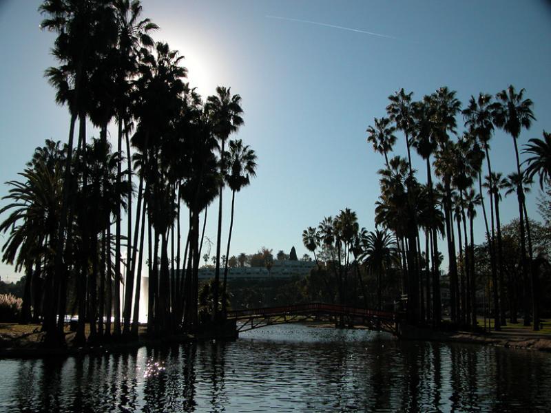 Echo Park, California