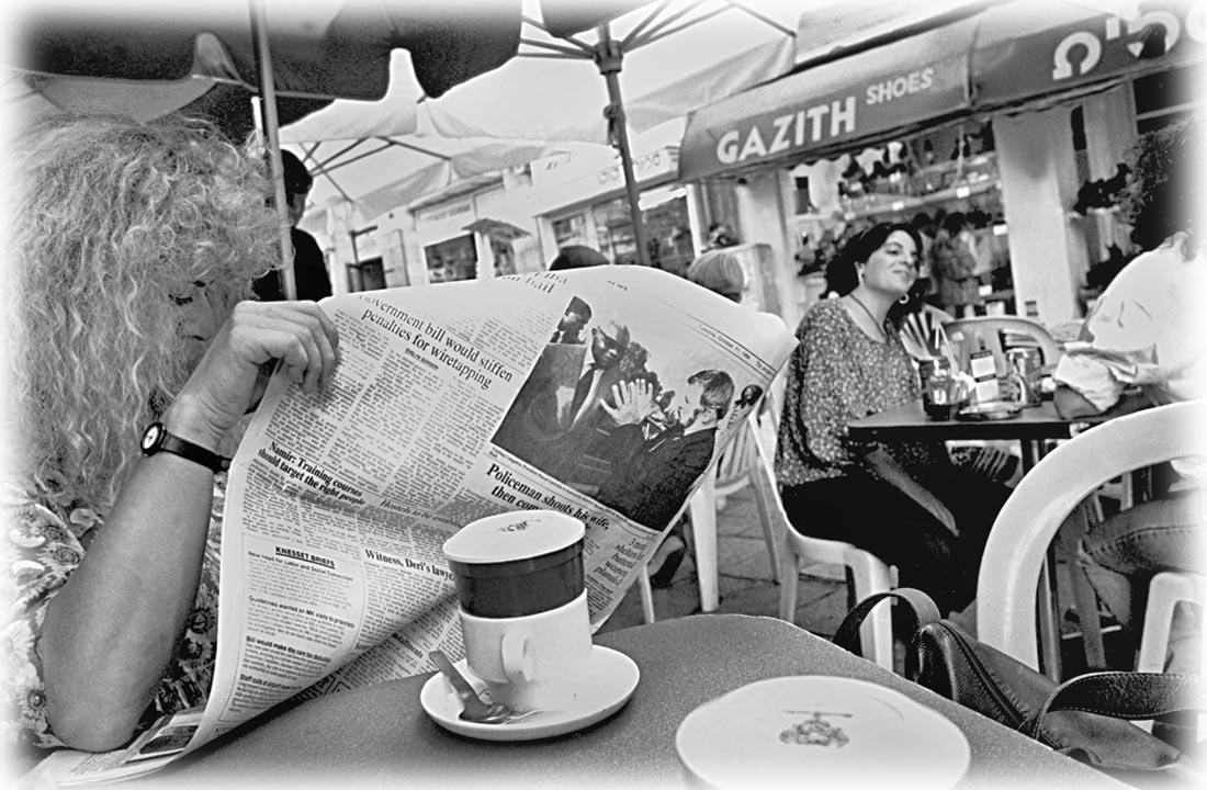 La Riviera Cafe, Jerusalem