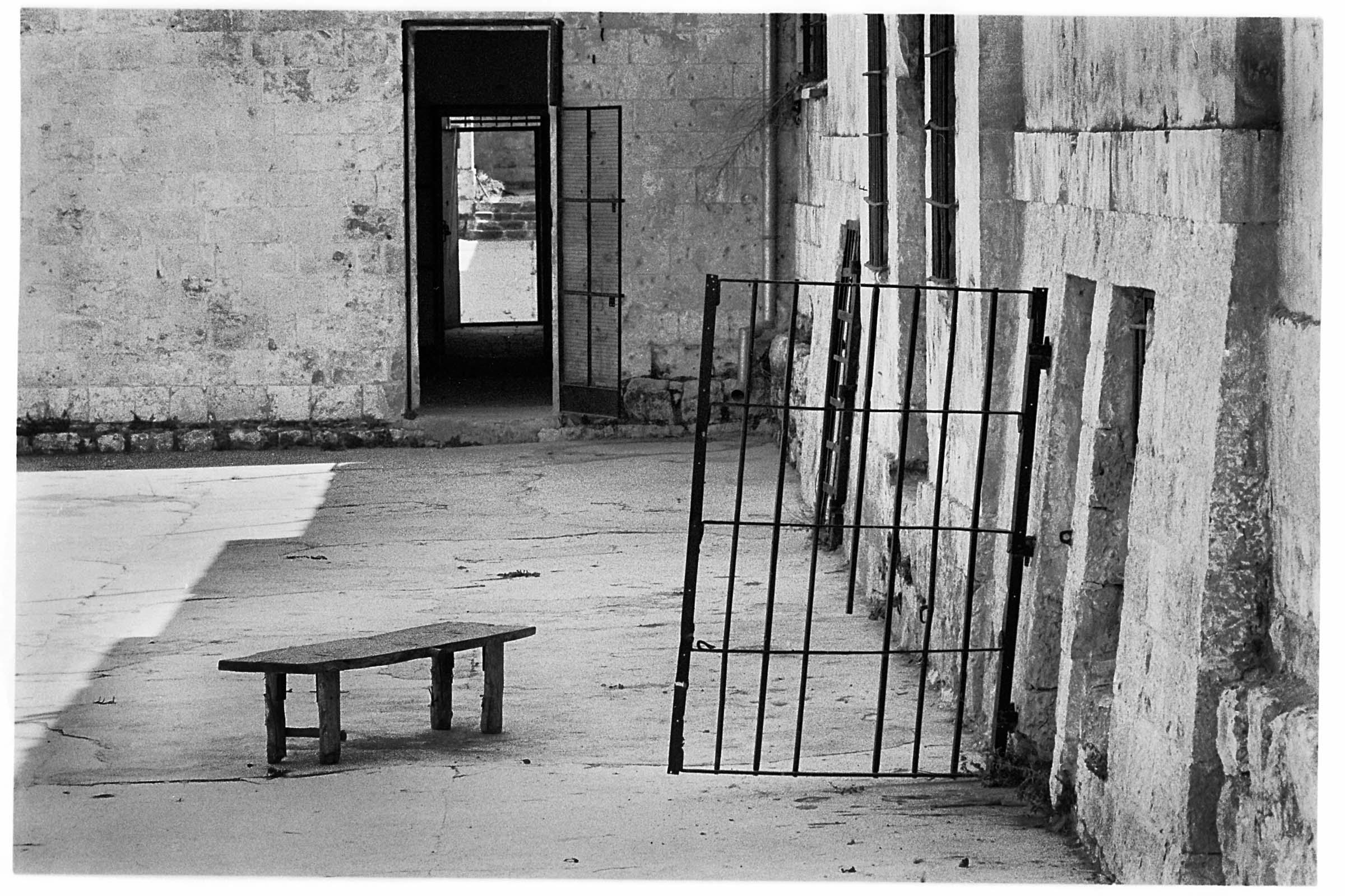 Old Bristish Prison, Jerusalem