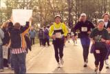 Bayshore Marathon, Traverse City Michigan. May 25, 2002