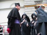 durchlaucht kardinal behält siebensüße haltung