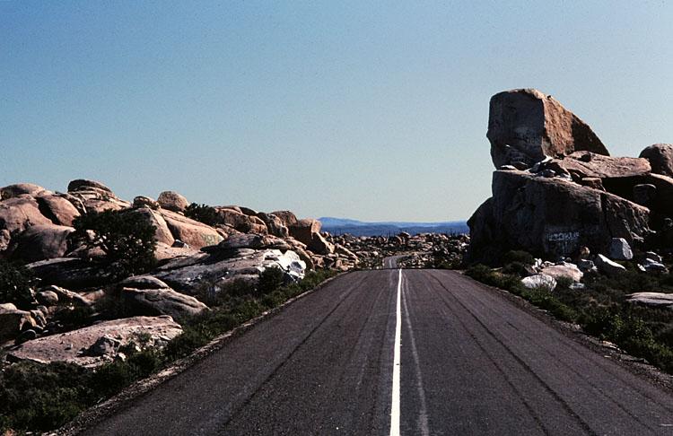 Baja California; Highway 1