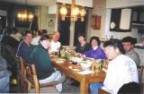 Condo Group Dinner.