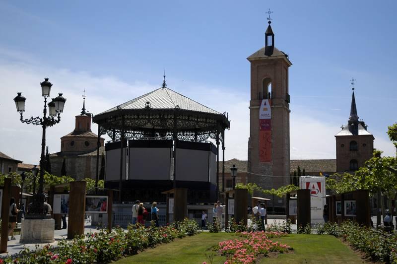 Cervantes square 1