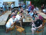 Advriders Salute the Beer Garden