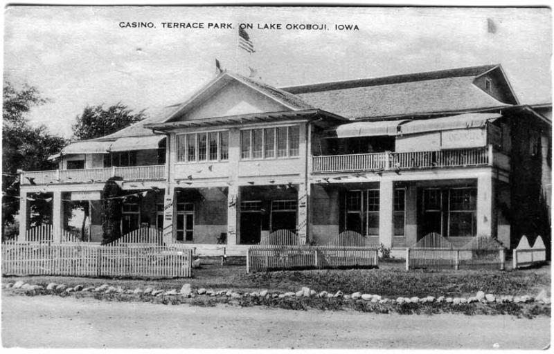Casino at Terrace Park West Okoboji