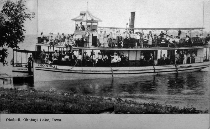 Hiawatha and Okoboji 1907