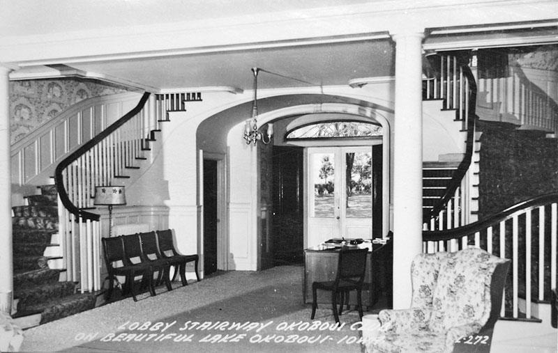 Okoboji Club Entry