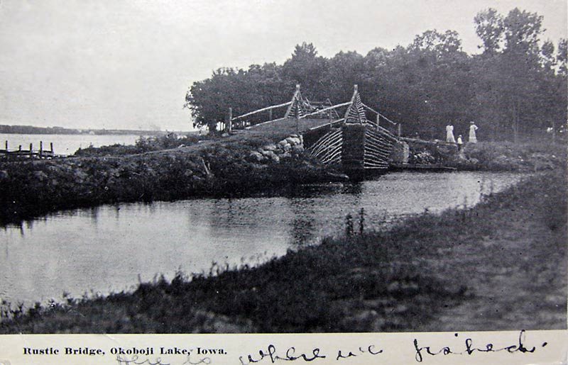 Spencer Beach Bridge