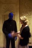 nita and blue man